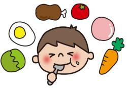 4・5月号 「好き嫌いせず食べよう!!」
